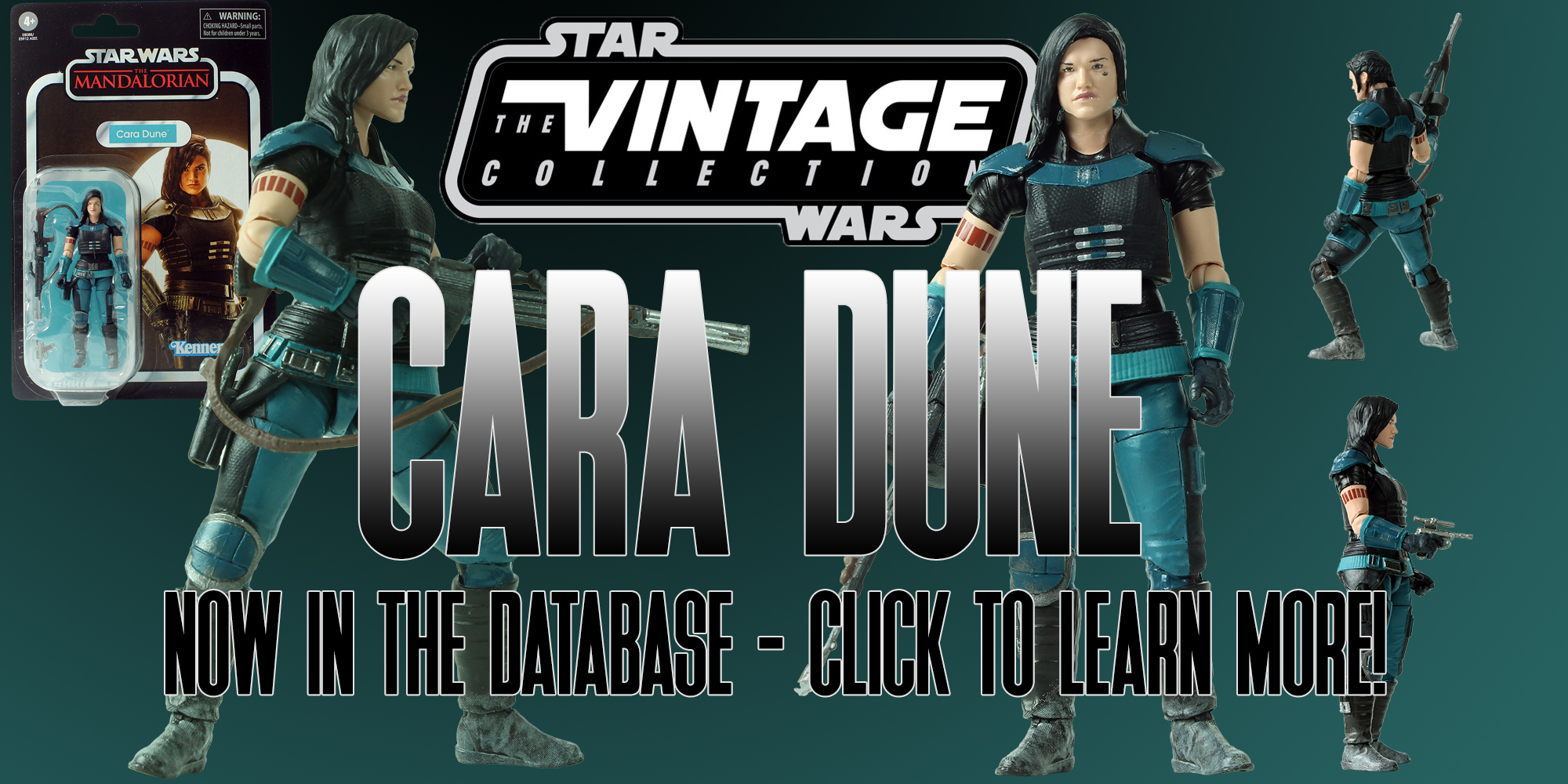 Vintage Collection Cara Dune