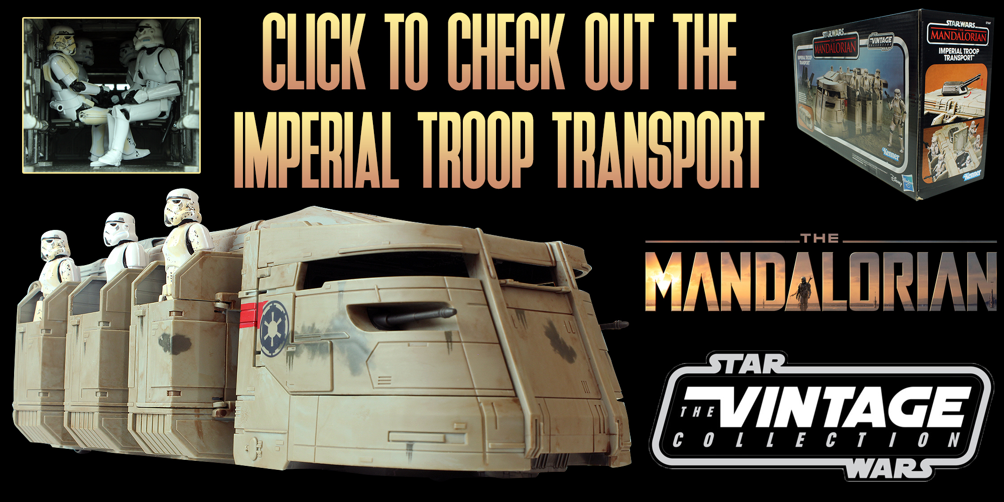 Imperial Troop Transport