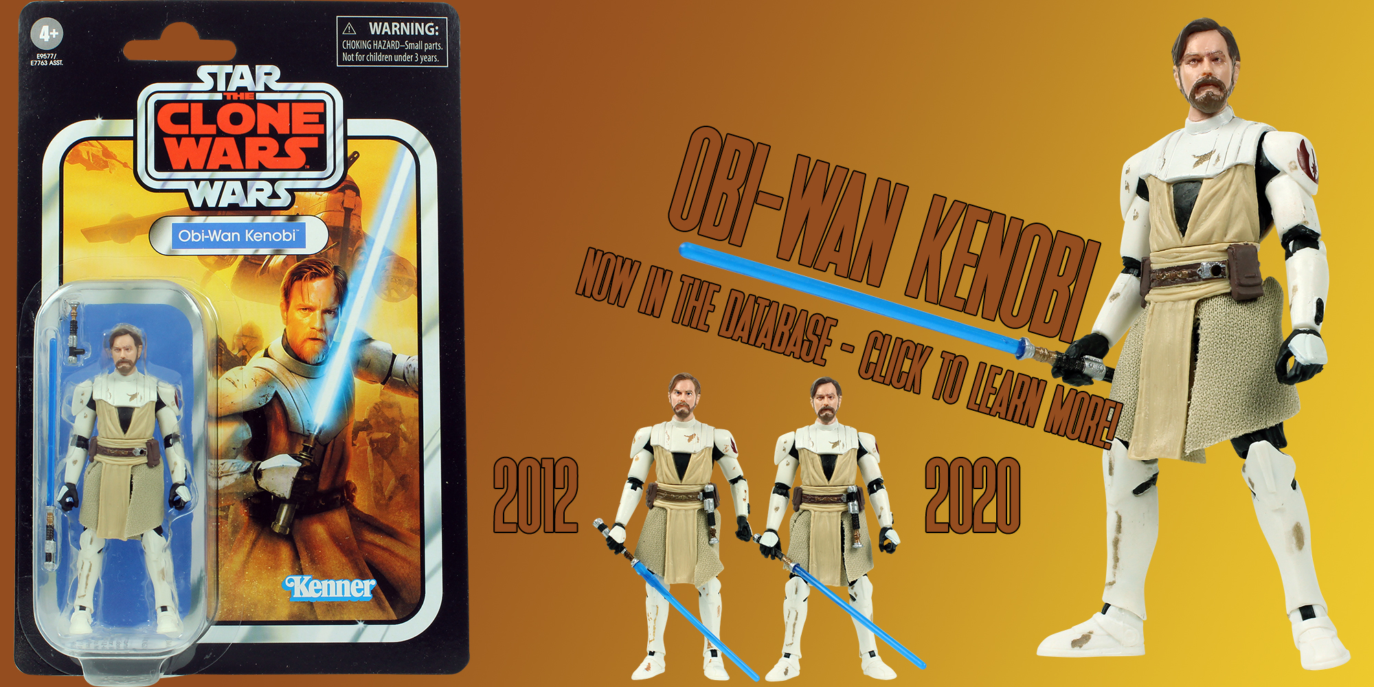 The Vintage Collection Obi Wan Kenobi