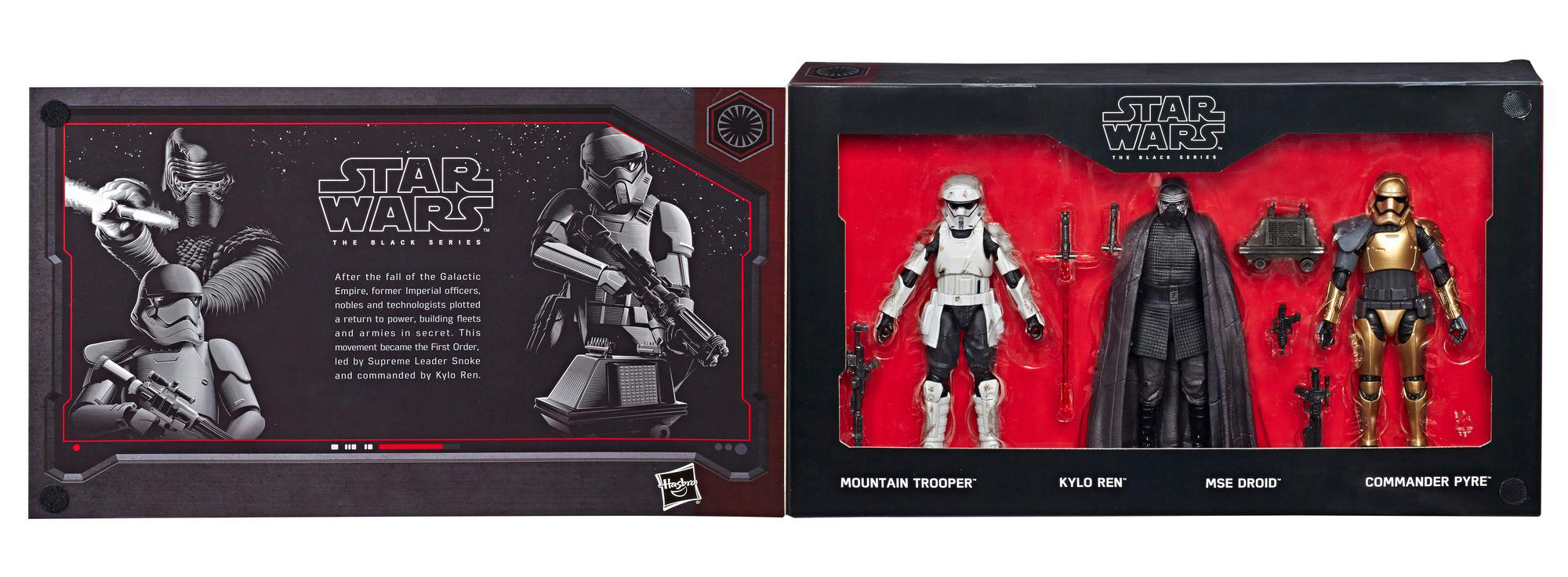 Disney Black Series