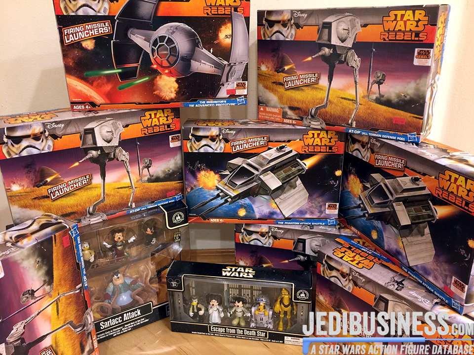 Star Wars Rebels On Clearance