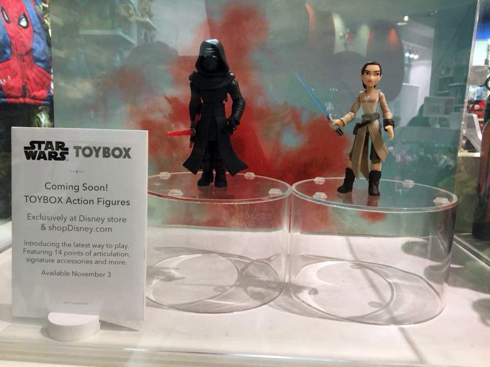Disney Toy Box Star Wars