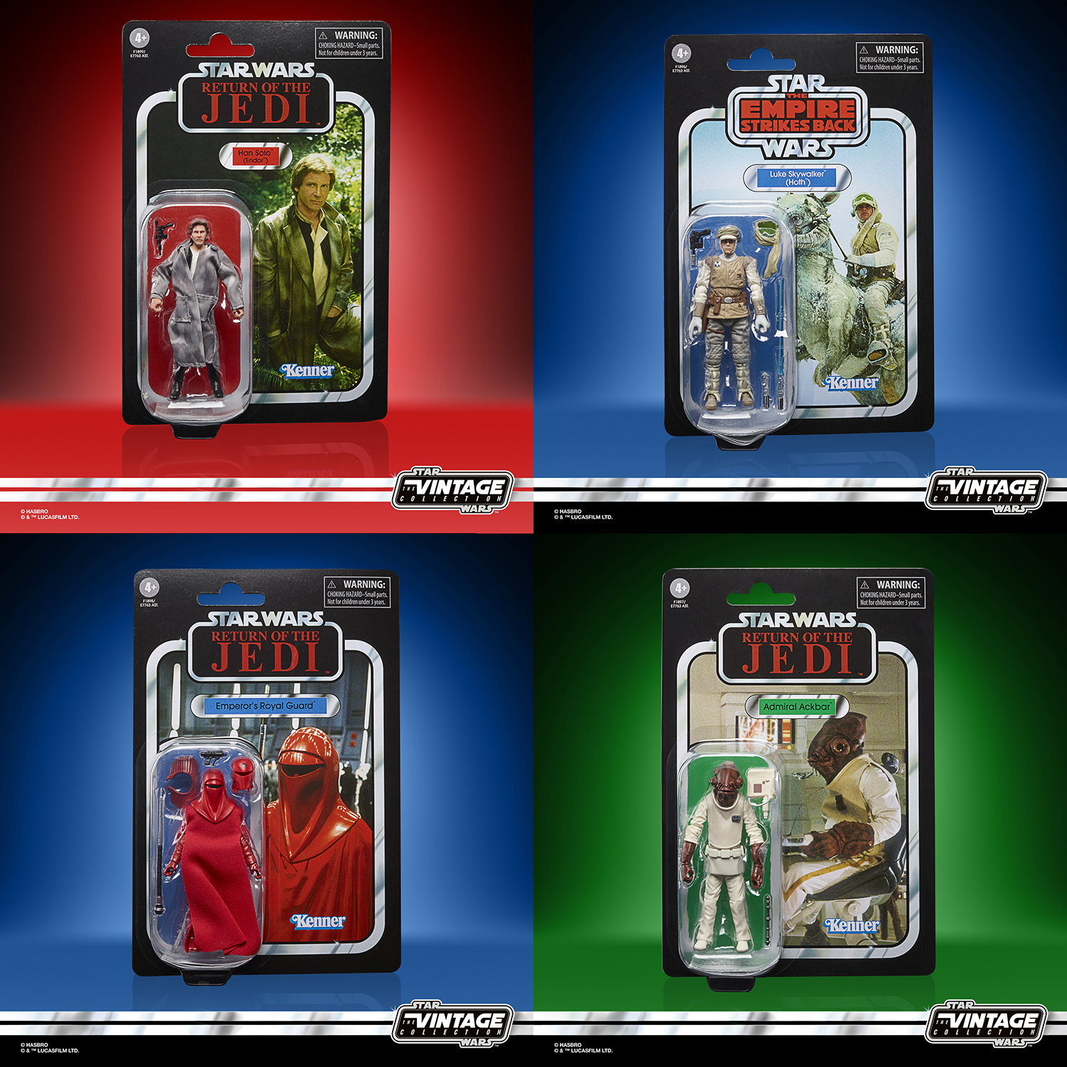 Star Wars Vintage Collection Gaming Greats