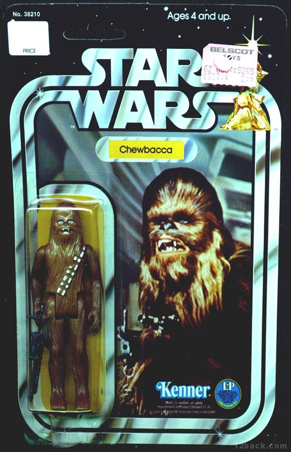 Kenner Chewbacca