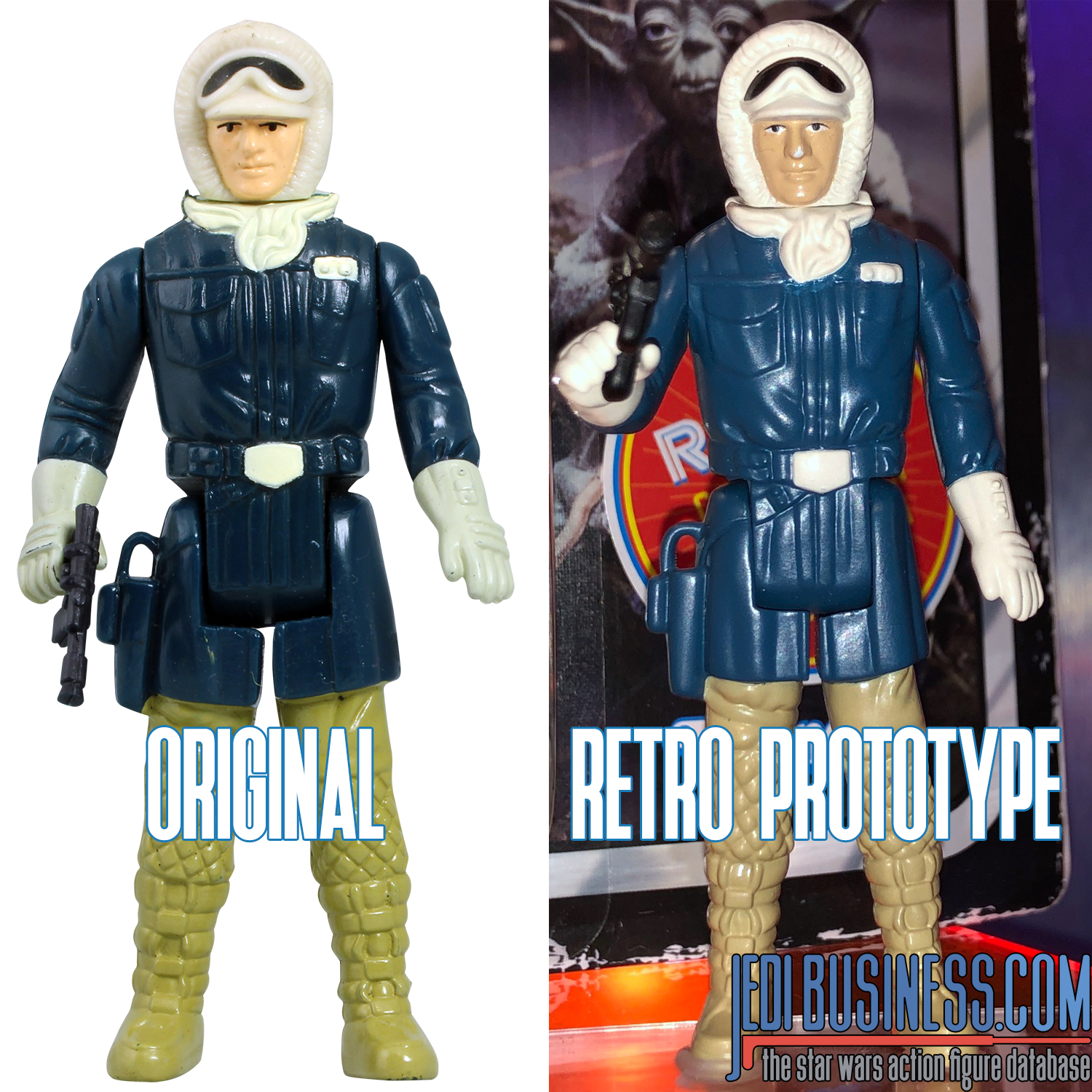 Star Wars Retro Collection At New York Toy Fair 2020