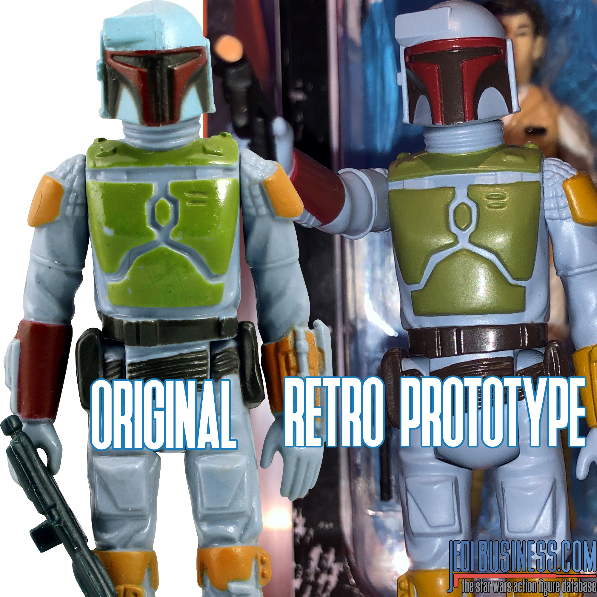 Star Wars Retro Collection At New York Toy Fair 2020 Boba Fett