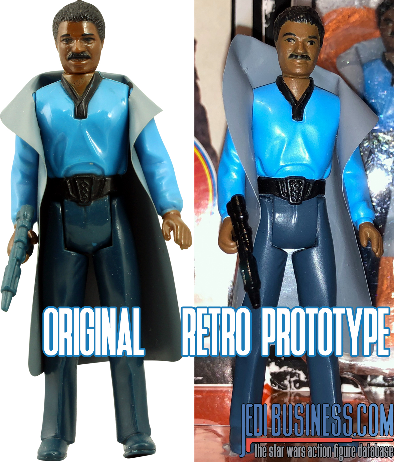 Star Wars Retro Collection At New York Toy Fair 2020 Lando Calrissian