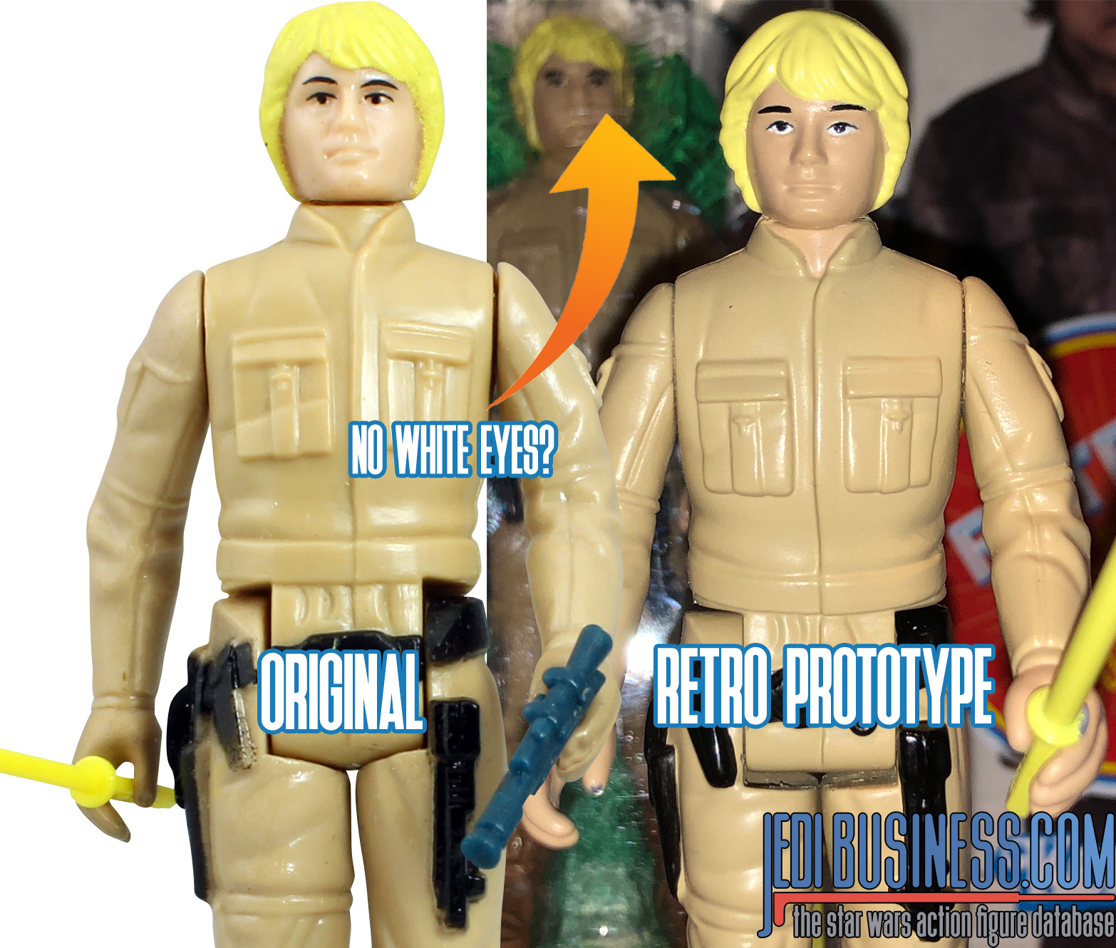 Star Wars Retro Collection At New York Toy Fair 2020 Luke Skywalker Bespin Fatigue