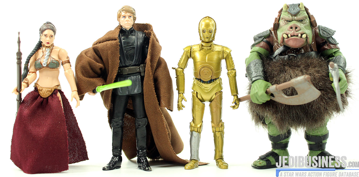 New Star Wars Figures Added