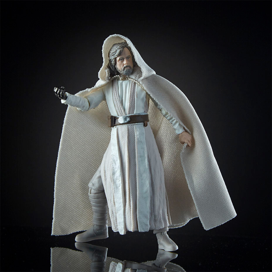 Luke Skywalker figure