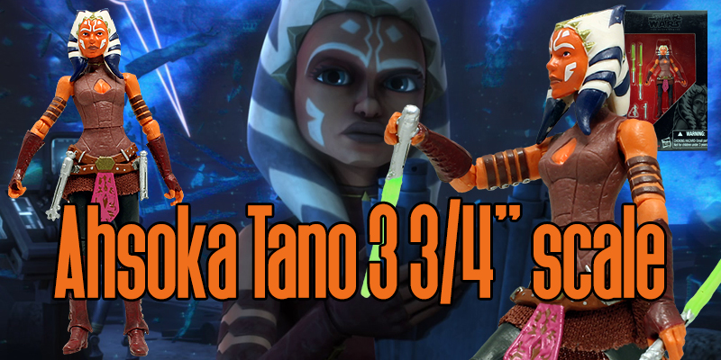 Ahsoka Tano The Black Series
