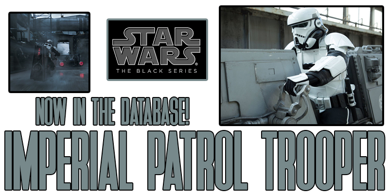 Black Series Imperial Patrol Trooper