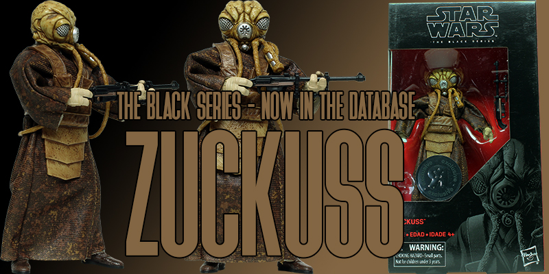 Black Series Zuckuss