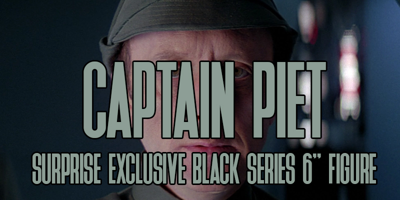 Captain Piet Black SEries