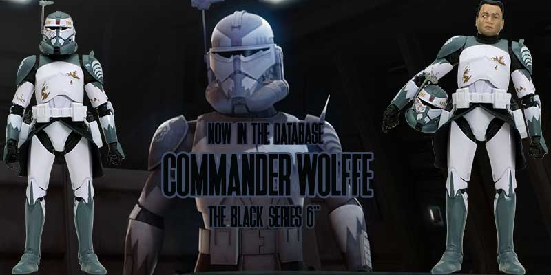 Black Series Clone Commander Wolffe