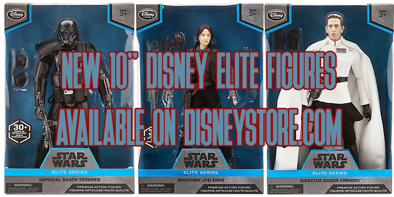 Star Wars Disney Elite