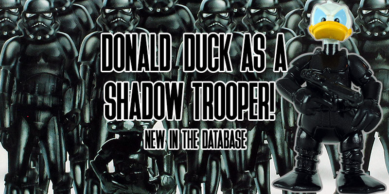 Donald Duck Shadow Trooper