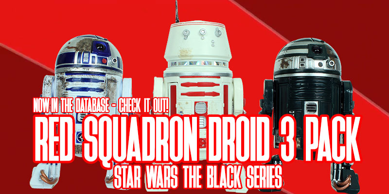 Black series droid 3 pack