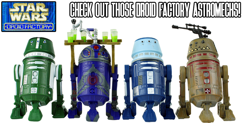 Droid Factory Clone Wars