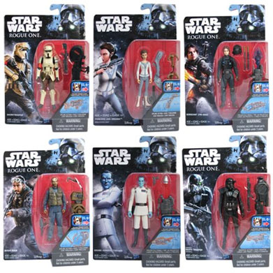 Rogue One Action Figures