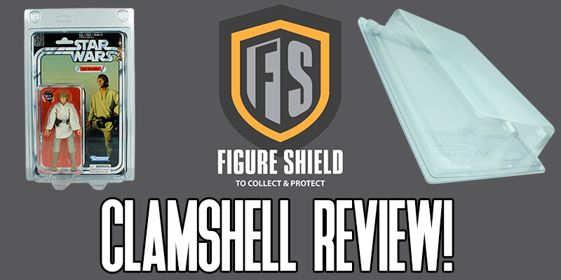 FigureShield Clamshells