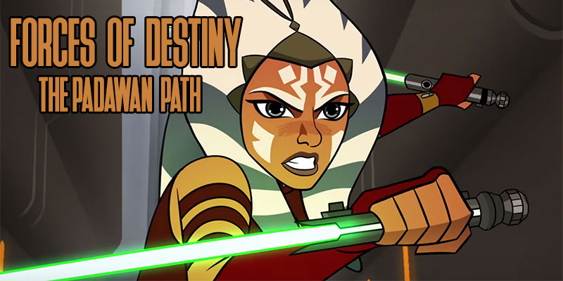 Forces Of Destiny Ahsoka