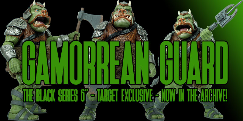 Black Series Gamorrean Guard