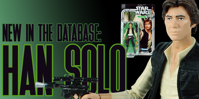 Han Solo the black series