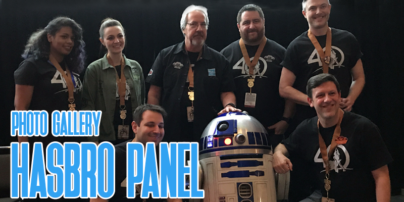 Hasbro Star Wars Panel