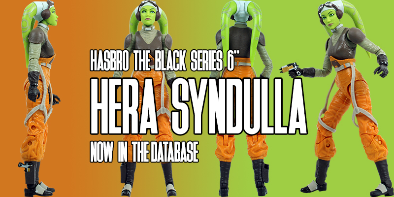 Hera Syndulla The Black Series