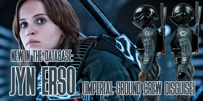 Jyn Erso (Imperial Ground Crew)