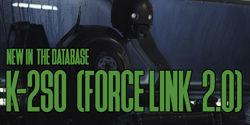 K-2SO Force Link