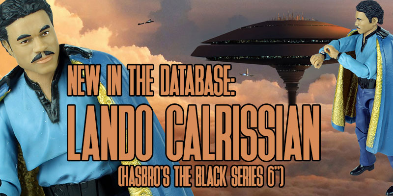 The Black Series Lando Calrissian