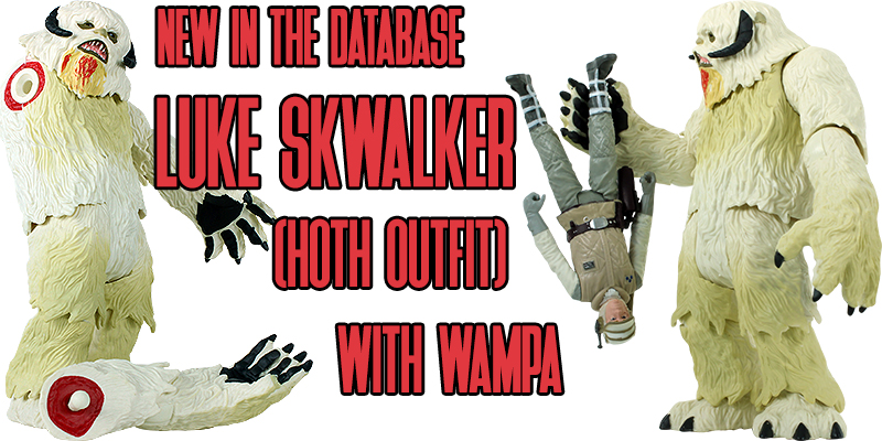 Luke Skywalker With Wampa