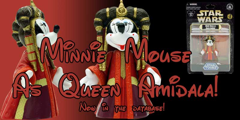 Minnie Mouse Queen Amidala