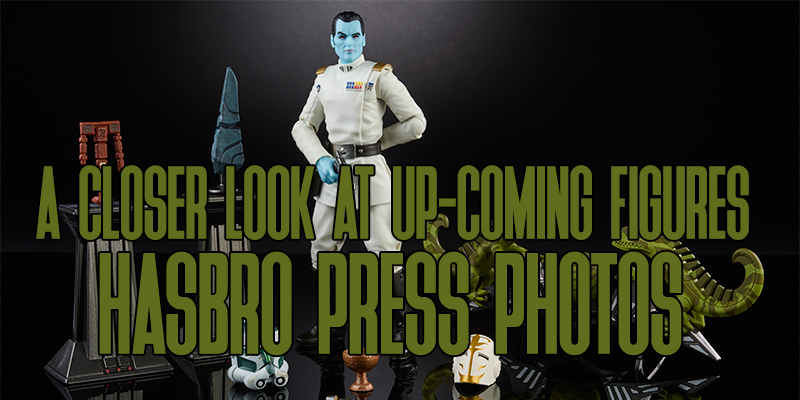 Star Wars Hasbro Press Photos