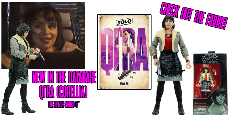 Black Series Qi'Ra
