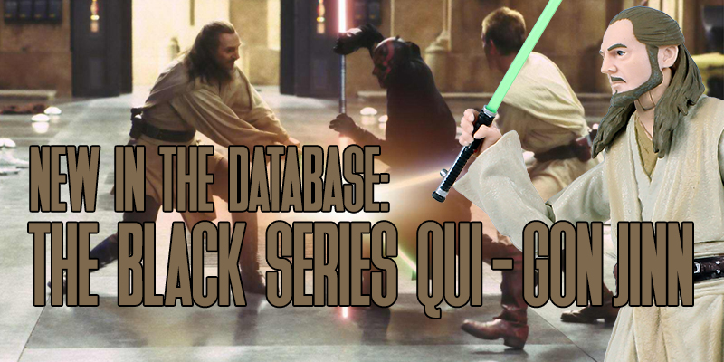 Black Series Qui Gon Jinn