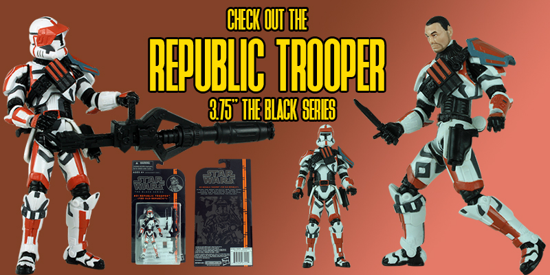 Republic Trooper #31