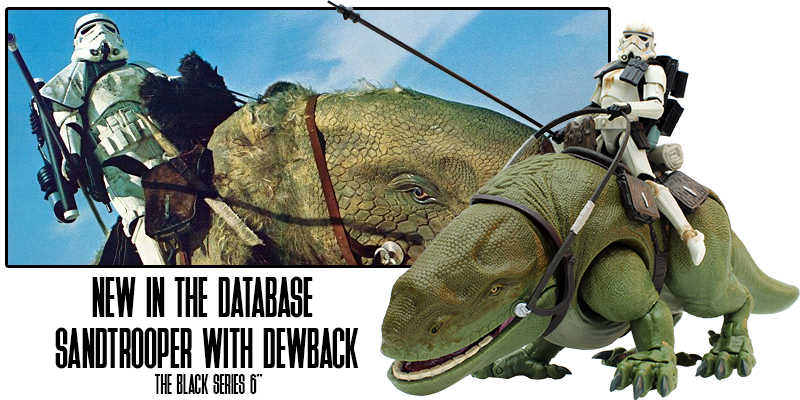 Black Series Dewback