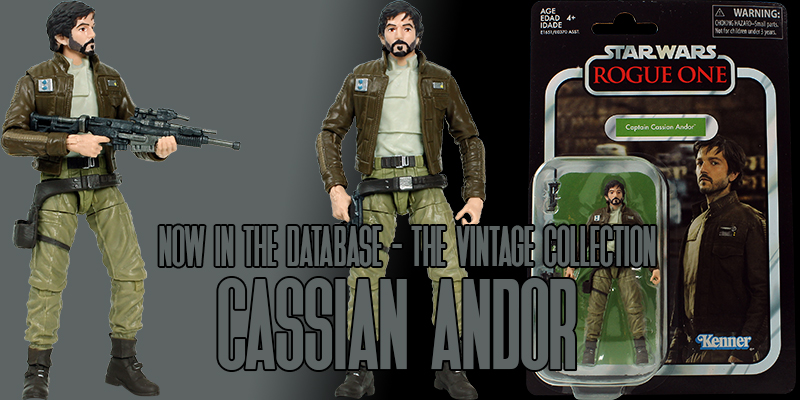 The Vintage Collection Cassian Andor
