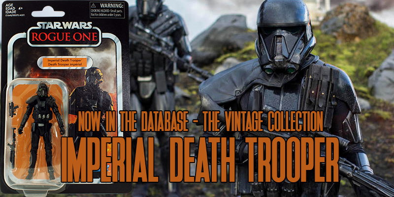 The Vintage Collection Imperial Death Trooper