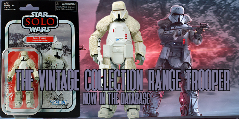 The Vintage Collection Range Trooper