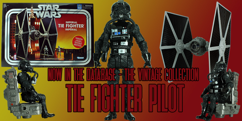 The Vintage Collection TIE Fighter Pilot