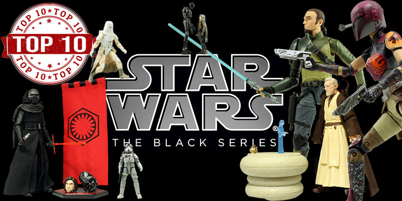 Star Wars The Black series top 10 in 2016
