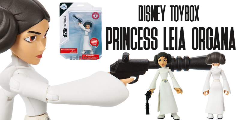 Disney Toy Box Leia