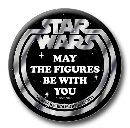 Star Wars Space Club Button