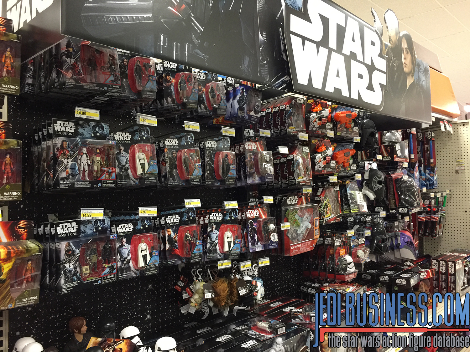 Target's Star Wars Stock Before Black Friday 2016