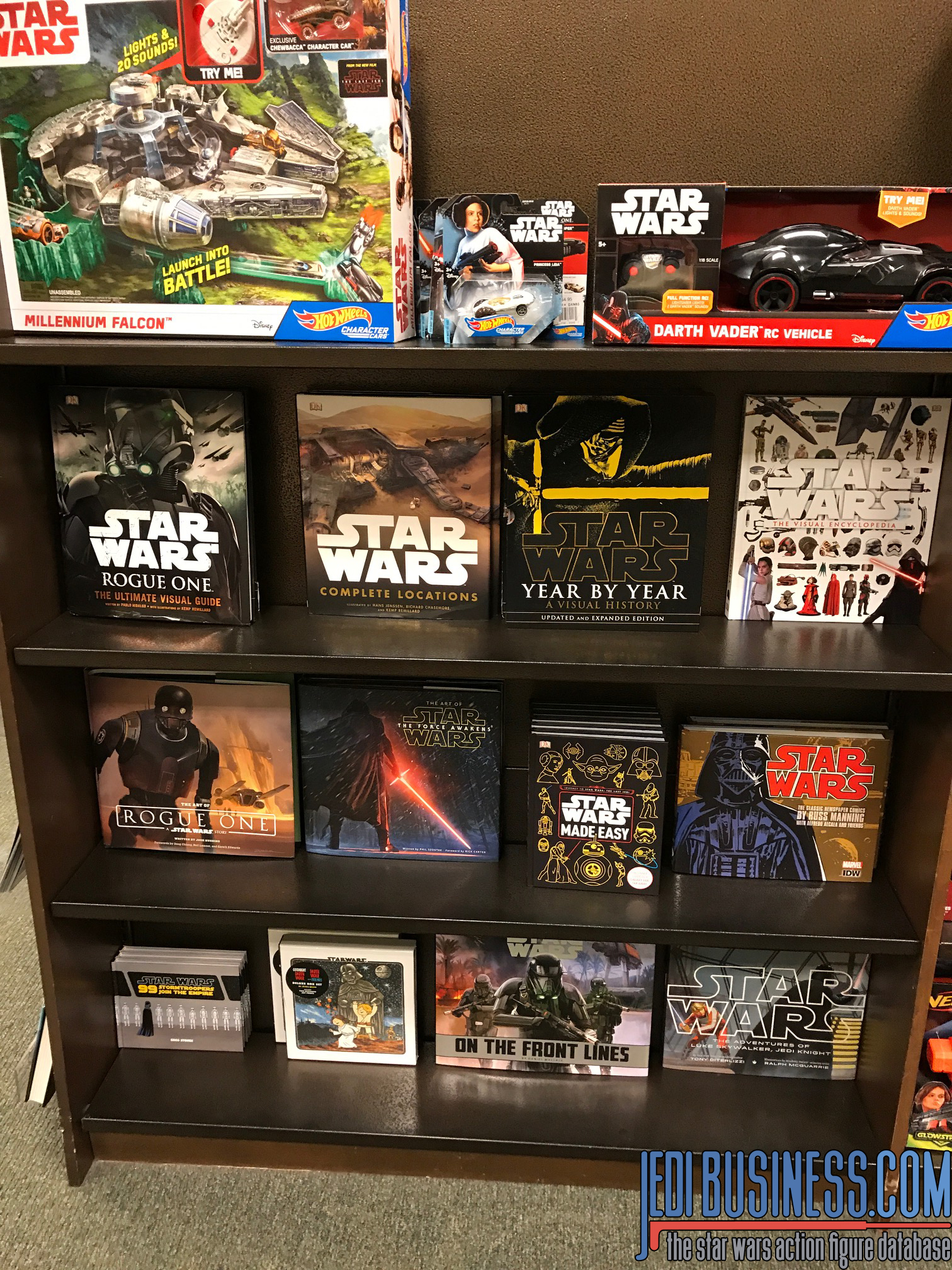 The Last Jedi @ Barnes N Noble