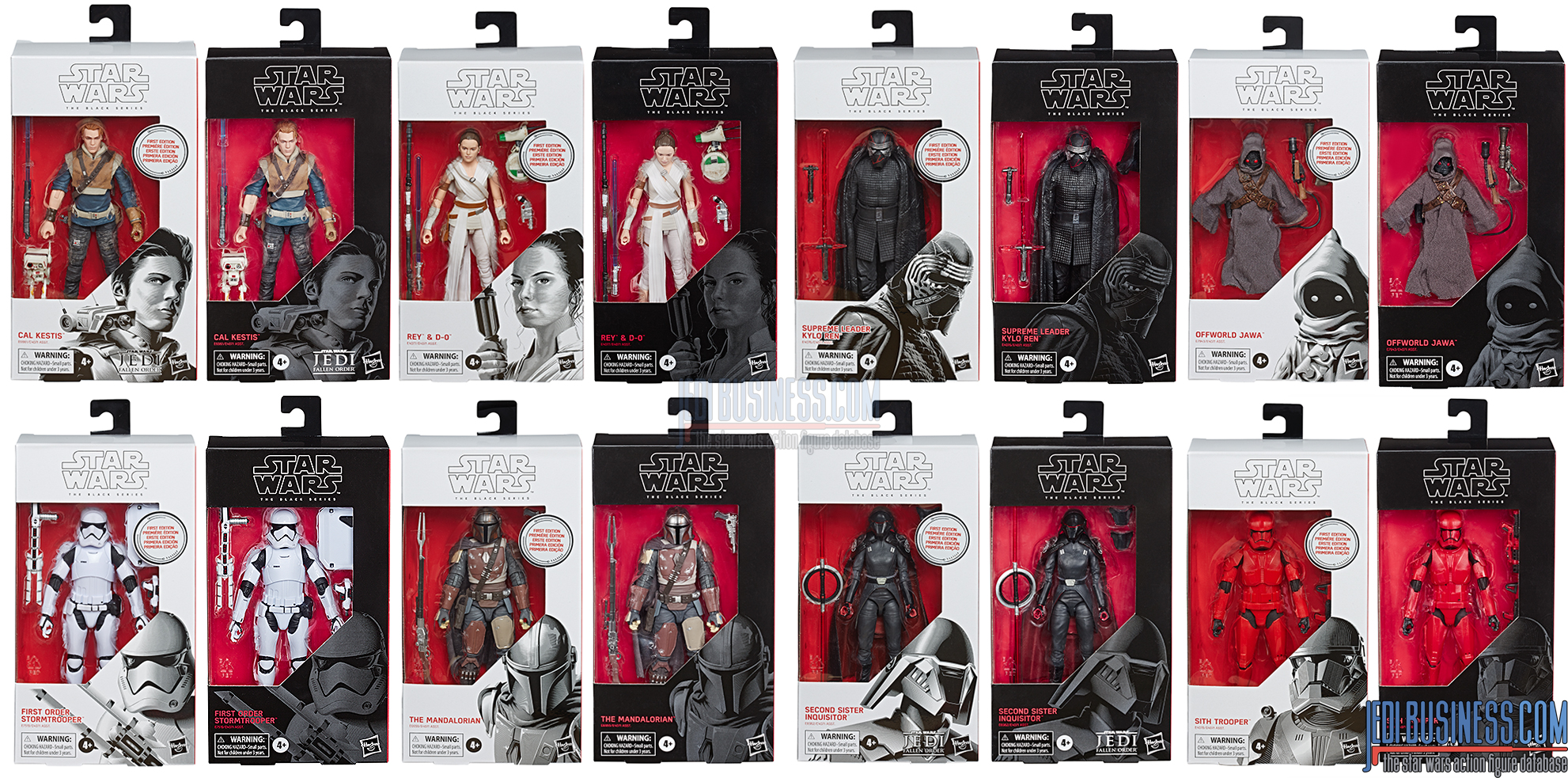 Black Series   First Edition